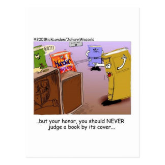 Literary Courtroom Drama Funny Gifts Tees Mugs Etc Postcard