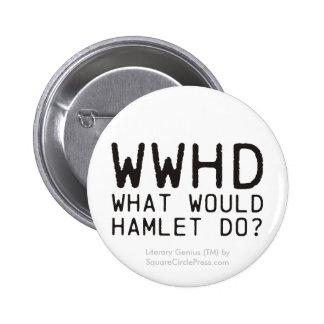 Literary Genius: Hamlet Question Button