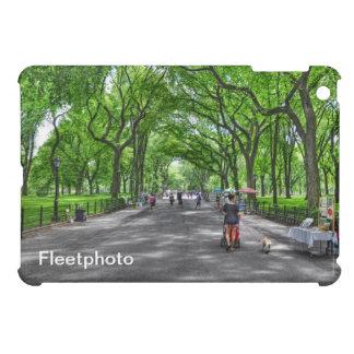 Literary Walk- Central Park, New York iPad Mini Cases