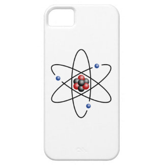 Lithium Atom Chemical Element Li Atomic Number 3 iPhone 5 Cases
