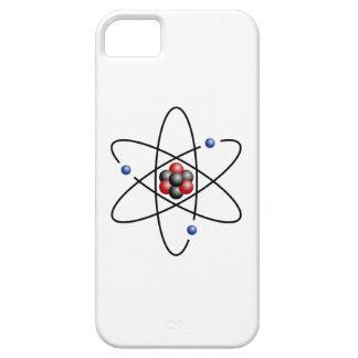 Lithium Atom Chemical Element Li Atomic Number 3 iPhone 5 Case