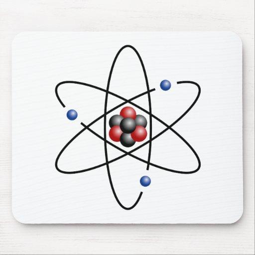 Lithium Atom Chemical Element Li Atomic Number 3 Mousepads