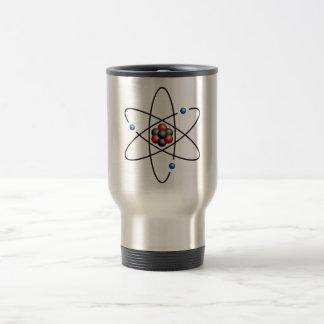Lithium Atom Chemical Element Li Atomic Number 3 Mug