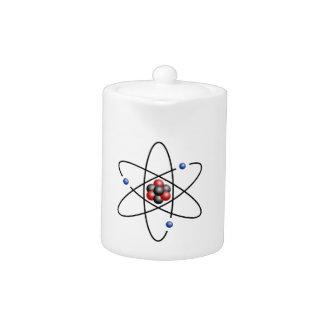Lithium Atom Chemical Element Li Atomic Number 3