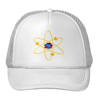 Lithium_Hearts Trucker Hat
