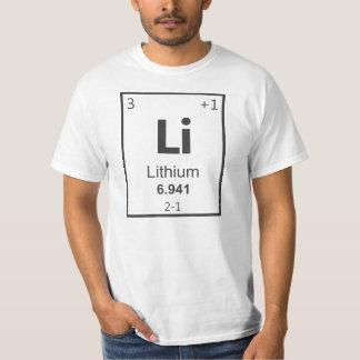 Lithium shirt