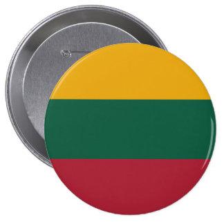 Lithuania 1918 1940, Lithuania 10 Cm Round Badge