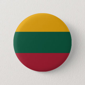 Lithuania 1918 1940, Lithuania 6 Cm Round Badge