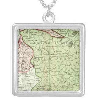 Lithuania, Belarus Silver Plated Necklace