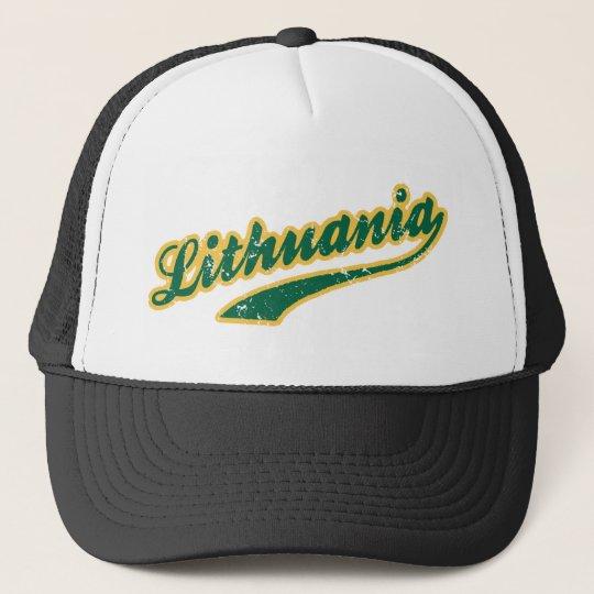 Lithuania Cap