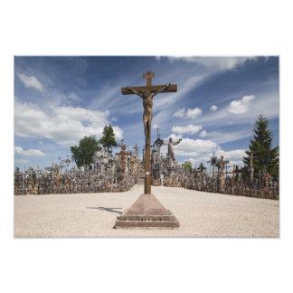 Lithuania, Central Lithuania, Siauliai, Hill 6 Photo Art