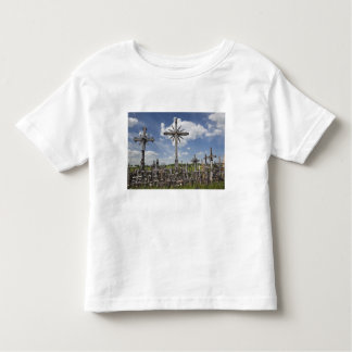 Lithuania, Central Lithuania, Siauliai, Hill 7 Toddler T-Shirt