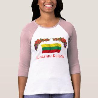 Lithuania Christmas T-Shirt