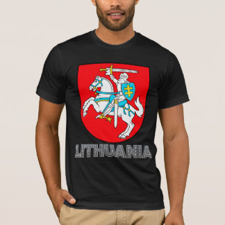 Lithuania Coat of Arms T-Shirt
