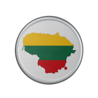 lithuania country flag map shape symbol bluetooth speaker