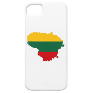 lithuania country flag map shape symbol iPhone 5 cover