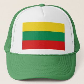 Lithuania Flag Hat