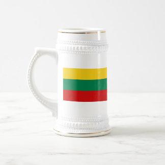 Lithuania Flag ~ Map Mug