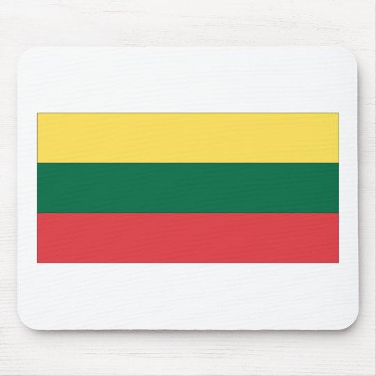 Lithuania Flag Mouse Mat