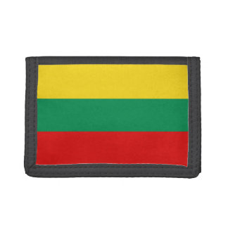 Lithuania Flag Wallet