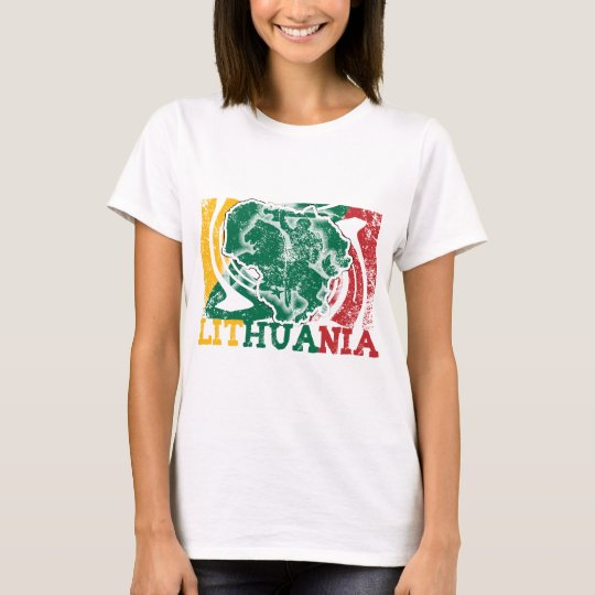 Lithuania gifts T-Shirt