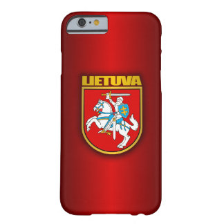Lithuania (Lietuva) Coat of Arms Barely There iPhone 6 Case