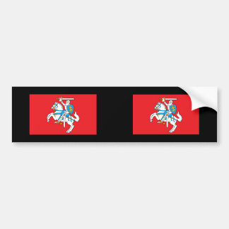 Lithuania , Lithuania Bumper Sticker