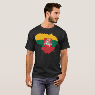 Lithuania Nation T-Shirt