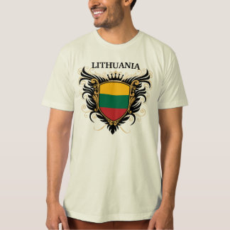 Lithuania [personalize] T-Shirt