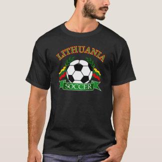 Lithuania soccer ball designs T-Shirt