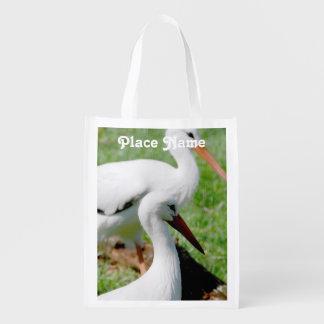 Lithuania Stock Grocery Bag