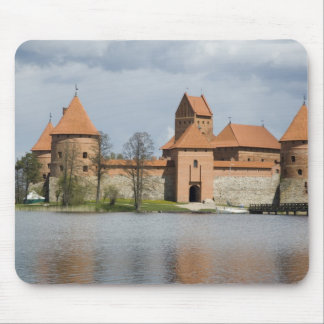 Lithuania, Trakai. Island Castle 2 Mouse Mat