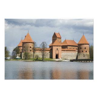 Lithuania, Trakai. Island Castle 2 Photo