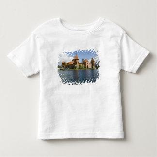Lithuania, Trakai. Island Castle 3 Toddler T-Shirt