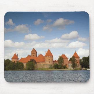 Lithuania, Trakai, Trakai Historical National 2 Mouse Mat