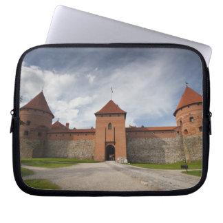 Lithuania, Trakai, Trakai Historical National 4 Laptop Sleeve
