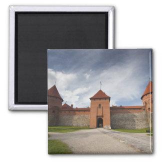 Lithuania, Trakai, Trakai Historical National 4 Magnet