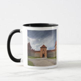 Lithuania, Trakai, Trakai Historical National 4 Mug