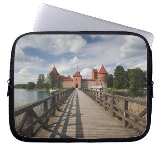 Lithuania, Trakai, Trakai Historical National Laptop Sleeve
