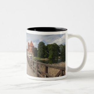 Lithuania, Trakai, Trakai Historical National Two-Tone Coffee Mug