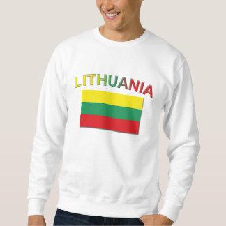 Lithuanian Flag 4 Sweatshirt