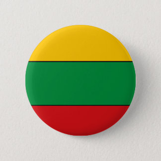 Lithuanian Flag T-shirts and Gifts 6 Cm Round Badge