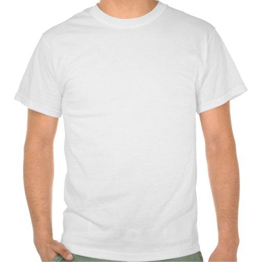 Lithuanian Girl Silhouette Flag T-shirt