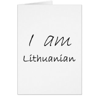 Lithuanian jpg greeting cards