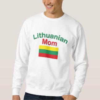 Lithuanian Mom Sweatshirt