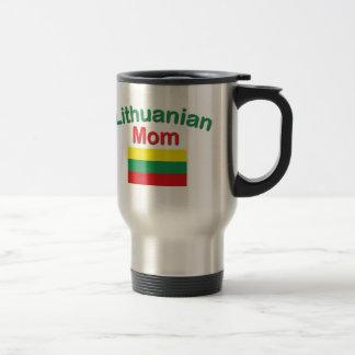 Lithuanian Mom Travel Mug