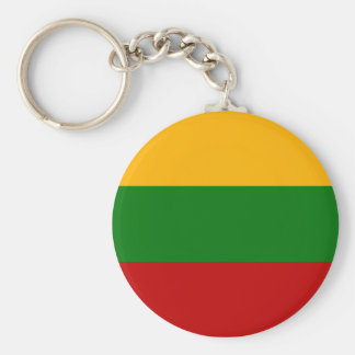 Lithuanian Pride Key Ring