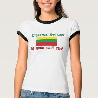 Lithuanian Princess - Good As T-Shirt
