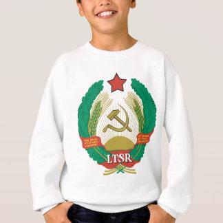 Lithuanian SSR Coat Of Arms Sweatshirt
