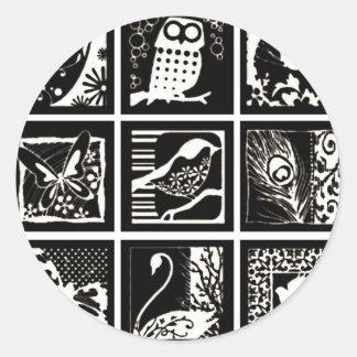 Lito birds - Birds Etching